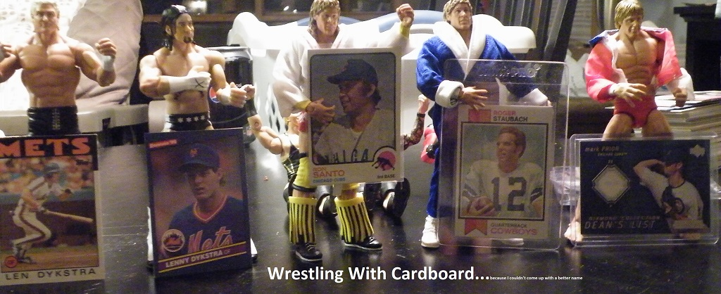 Wrestling With Cardboard