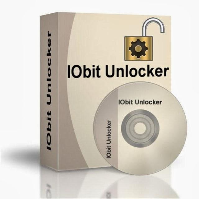برنامج مجاني لحل مشاكل وإصلاح الملفات التي لا يمكن حذفها بجهازك IObit Unlocker 1.1