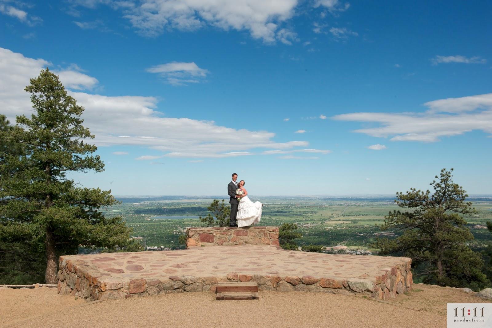 Boulder colorado wedding photography 1111 productions for Boulder wedding photographer