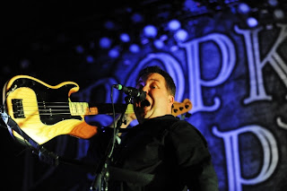 Ken Casey of The Dropkick Murphys (AP)