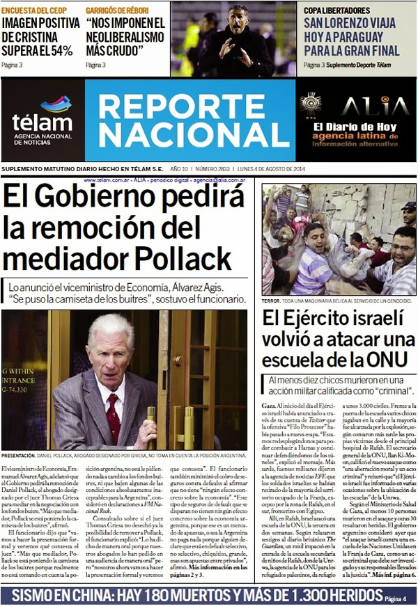 ELÑ DIARIO DE HOY 04-08