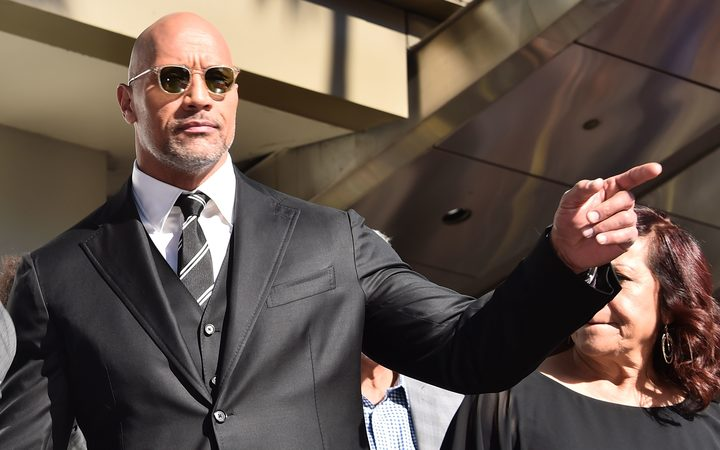 The Rock talks about overcoming depression