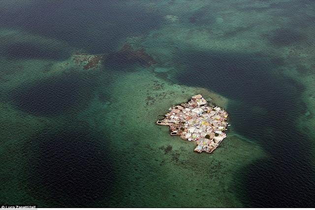 أكثر الجزر ازدحاما