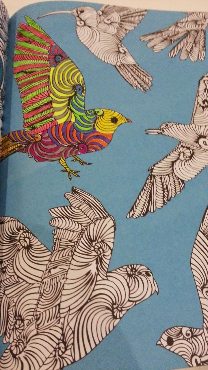 Libros que hay que leer: Arte terapia. Libros para colorear