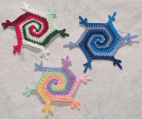 Ёлочные игрушки своими руками из бусин