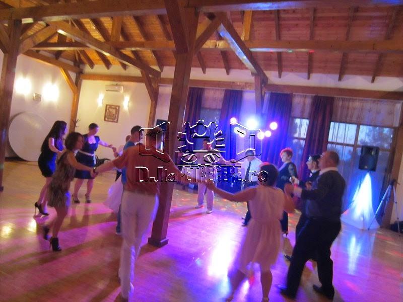 Nunta cu DJ la Popasul Voievozilor - sat Lacul Turcului - 3