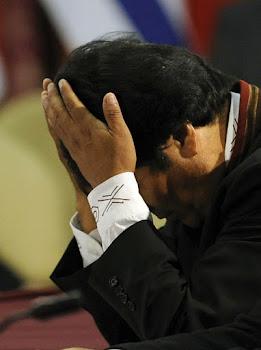 El voto nulo marca la primera derrota de Morales en las urnas desde el 2005
