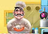 Fransız Aşçı ile Gerçek Yemek Yapma