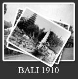 Foto Bali Tahun 1910 - 1919