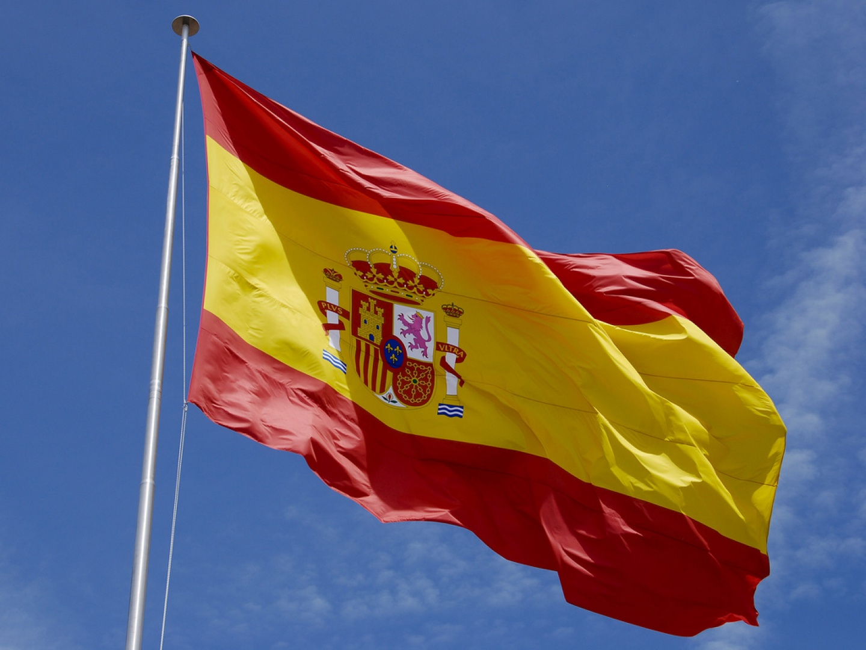 foto bandera espanola:
