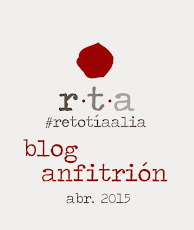 BLOG ANFITRIÓN, ABRIL 2015