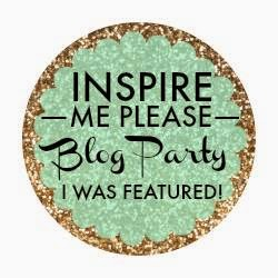 """Inspire Me Please"" Weekend Blog Hop"