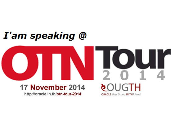 Oracle Technology Network -APAC Tour 2014