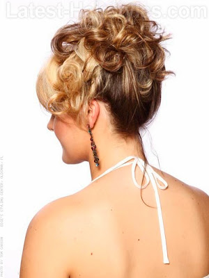 Prom Hairstyles Medium Hair