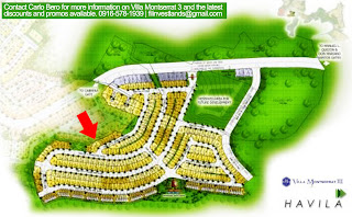 Affordable Lot for Sale in Taytay, Rizal, Philippines 169 sq. meter, Villa Montserrat 3