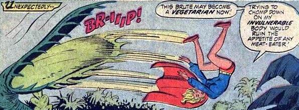 Supergirl #3, Venus Flytrap
