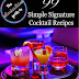 99 Simple Signature Cocktails -free ebook