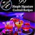 99 Simple Signature Cocktails -free ebook