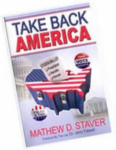 Brinde Gratis Livro Take Back America