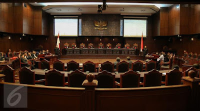 88 Gugatan Sengketa Pilkada Telah Terdaftar di MK