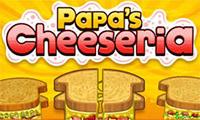 Jugar a Papa's Cheeseria