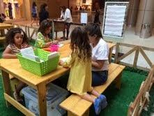 Oficina Infantil no Shopping Metropolitano Barra