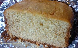 Сладий кекс в хлебопечке