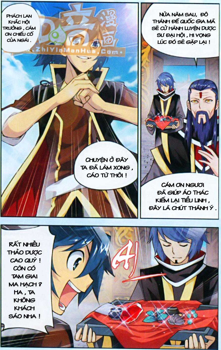 Đấu Phá Thương Khung chap 37 page 10 - IZTruyenTranh.com