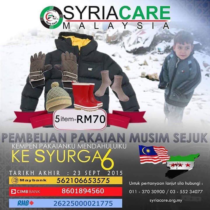 Syria Care Malaysia