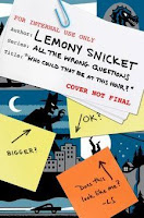 bookcover of WHO COULD THAT BE AT THIS HOUR? by Lemony Snicket