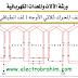 كتاب لف المحرك ثلاثي الاوجه لف إنطباقي pdf  Winding motor three-phase