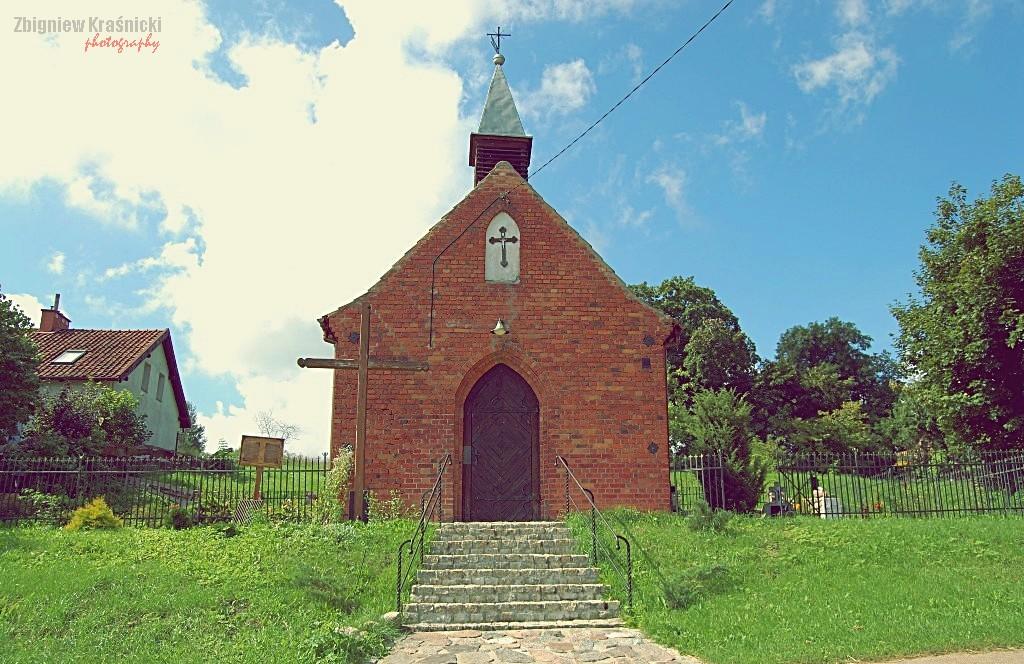 Kaplica pw. bł. Reginy Protman w Mokinach