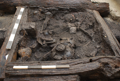 Age of world's oldest timber constructions determined