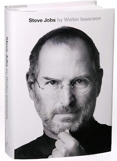 Steve Jobs, Walter Isaacson, book, book review