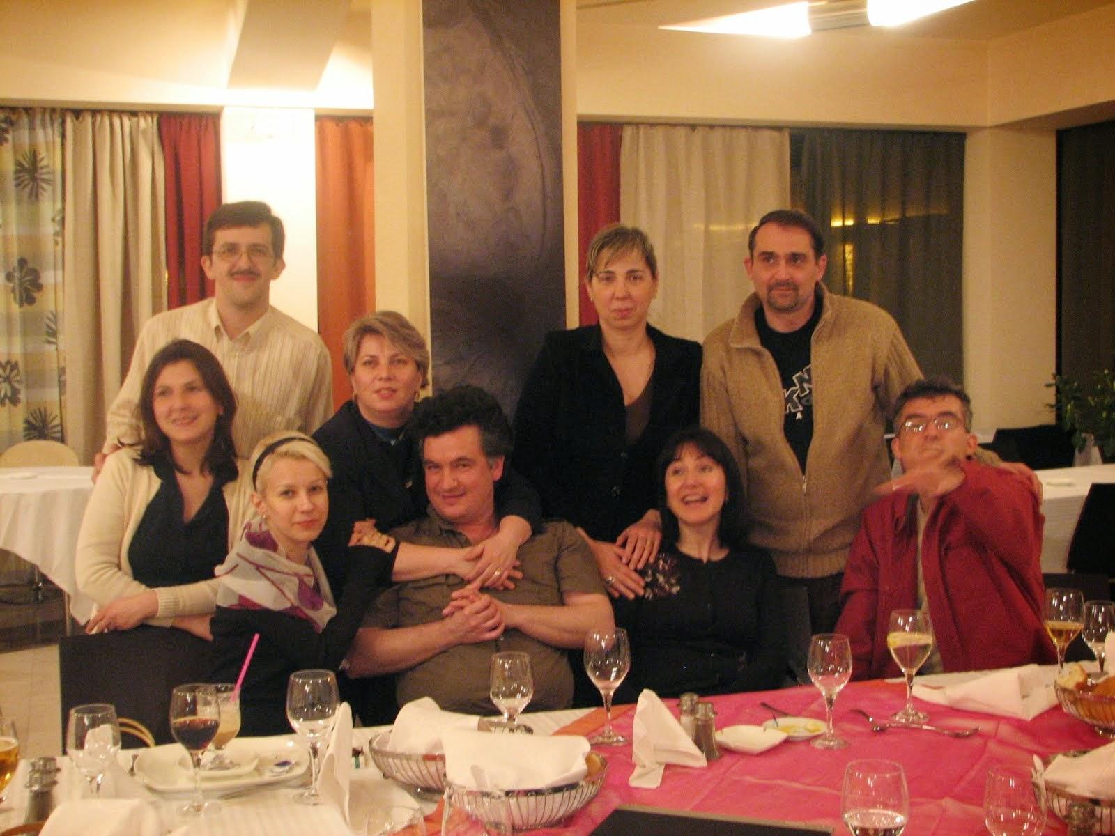 Olivia Maria Marcov Andrei Dobrescu 12 V 30 Martie 2007 Bucharest Romania