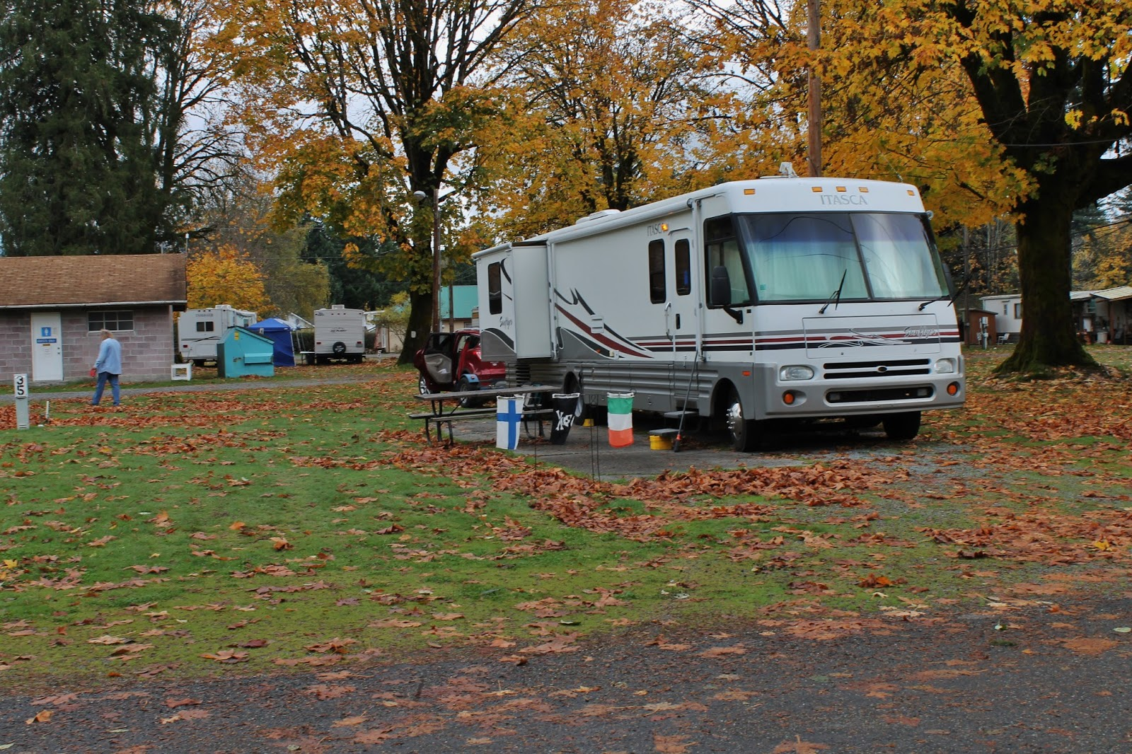 Packwood washington campgrounds with hookups