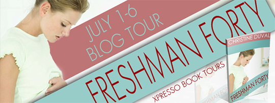REVIEW: Freshman Forty by Christine Duval