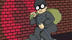 ladron llama a policia