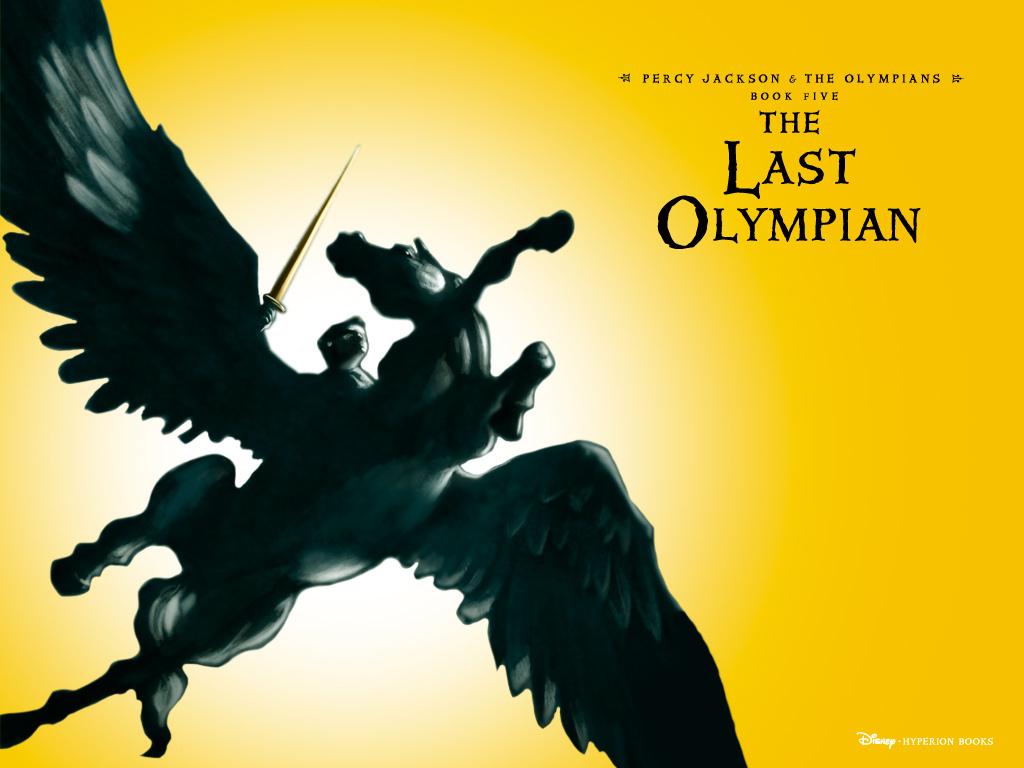 The Last Olympian Percy Jackson Symbol