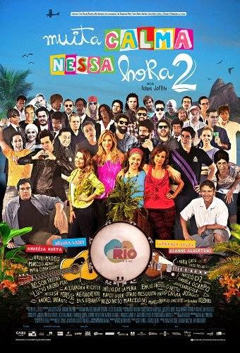 Download Muita Calma Nessa Hora 2 BDRip (AVI Nacional)