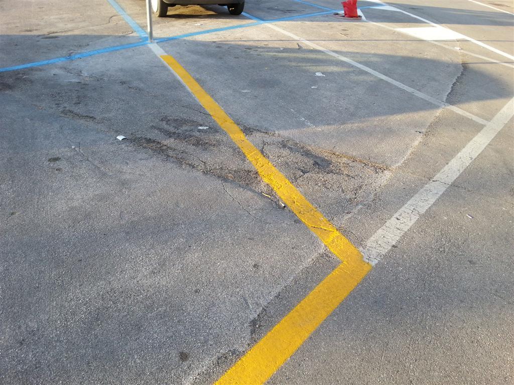 parcheggi blu a Numana