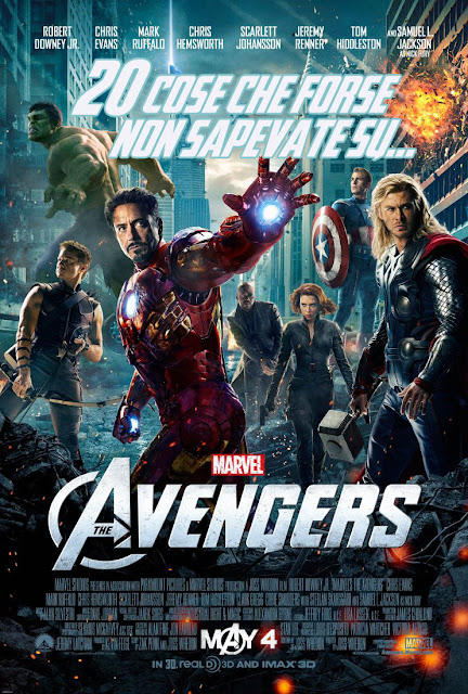 The Avengers trivia curiosità 20 cose