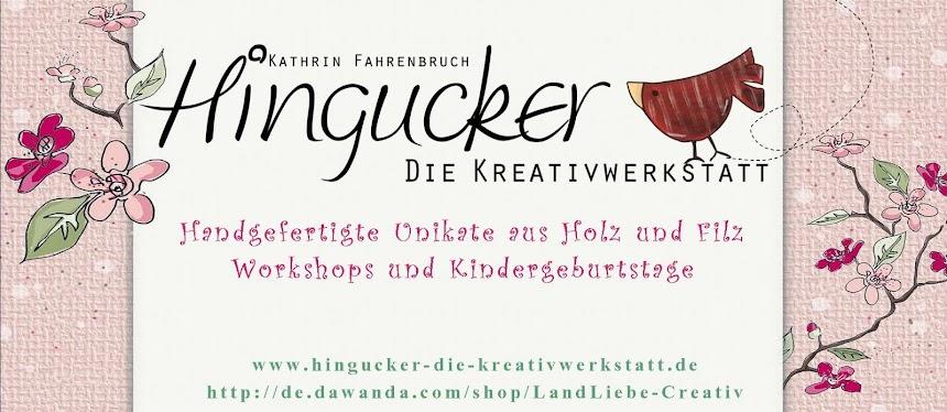 Hingucker-Die Kreativwerkstatt