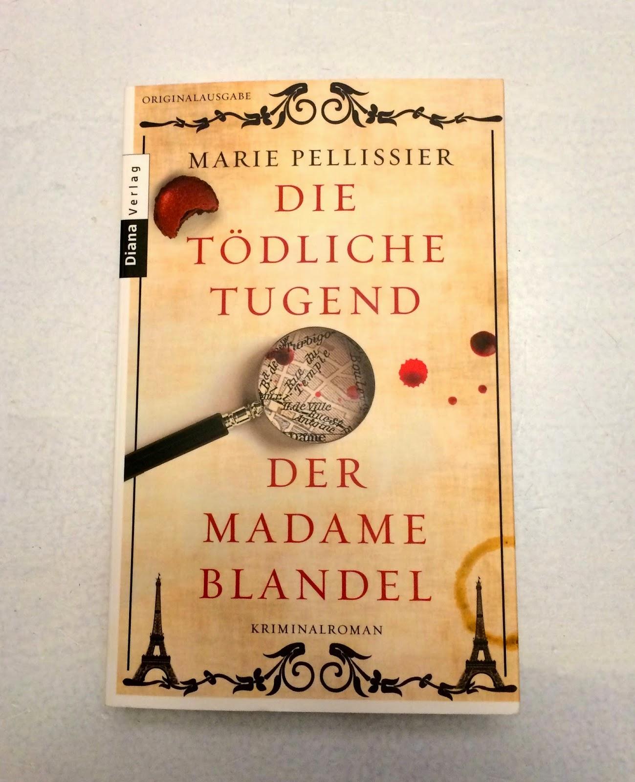 Rezension Die tödliche Tugend der Madame Blandel