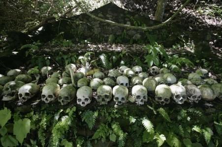 Hasil gambar untuk 7 desa trunyan kintamani pulau putri