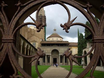 Cappella Pazzi Firenze