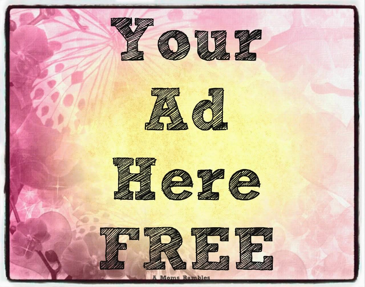 FREE Ad