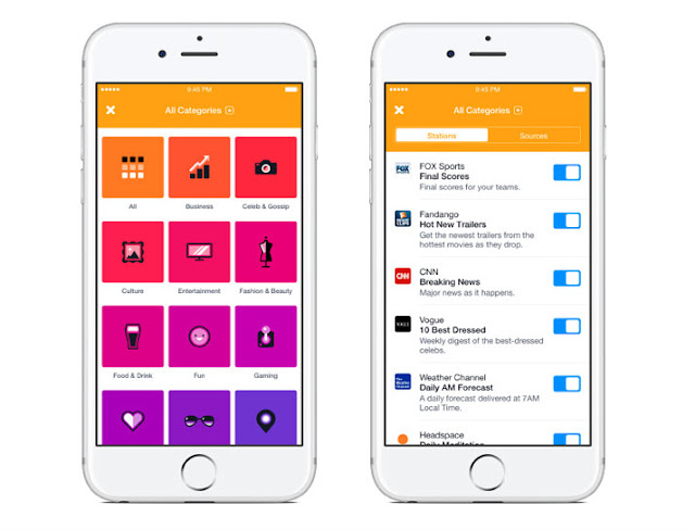 Facebook officially launches Notify Application For iOS
