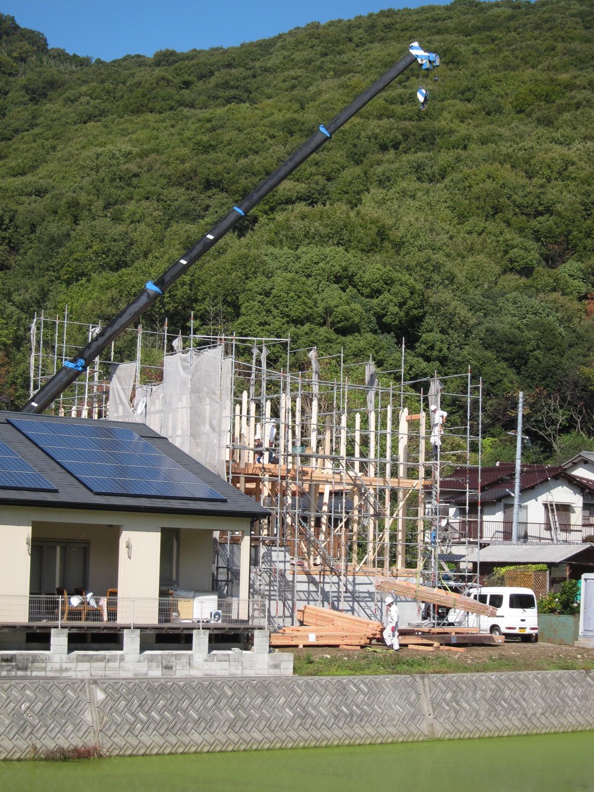 Japan dream house house raising for Japanese dream house