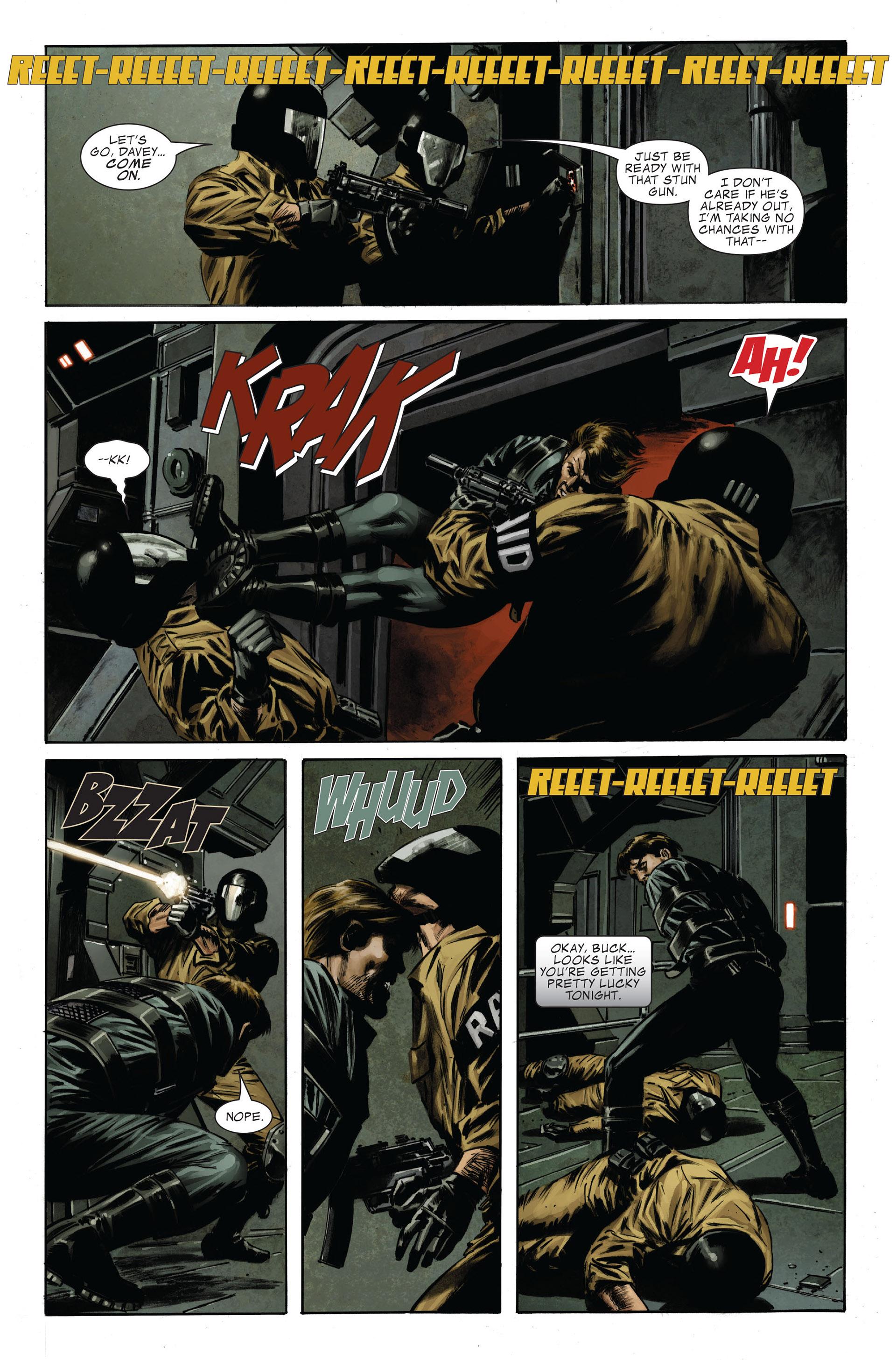 Captain America (2005) Issue #32 #32 - English 13